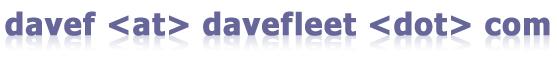 davef <at> davefleet <dot> com