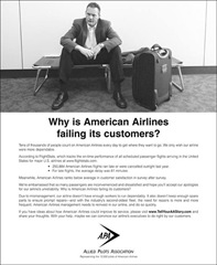 American Airlines' Reputation Crisis