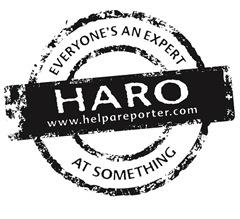 Journalist Source: Canada's HARO