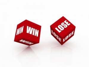 Blogger relations is not a win/lose tactic
