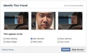 Facebook Social Captcha
