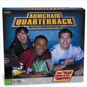 Armchair Quarterback game